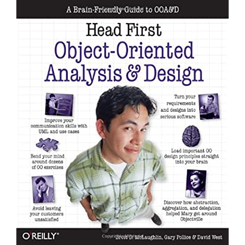 Head First Object-Oriented Analysis and Design: A Brain Friendly Guide to OOA&D - Head First Software
