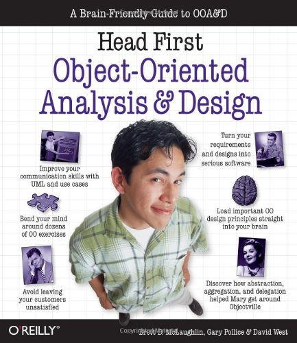Head First Object-Oriented Analysis and Design: A Brain Friendly Guide to OOA&D por Brett McLaughlin