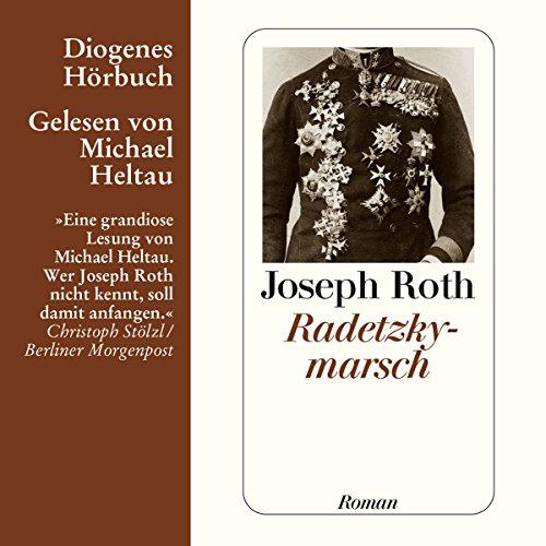 Buchseite und Rezensionen zu 'Radetzkymarsch' von Joseph Roth