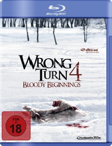Highlight Wrong Turn 4: Bloody Beginnings [Blu-ray]