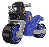 BIG Spielwarenfabrik BIG 56331 - Classic Bike, Länge 67 cm x Breite 31 cm x Höhe 46 cm, blau