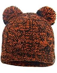 Bonnet étanche enfant Dexshell Cable, couleur : orange