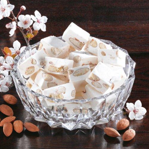 Mandel - Soft - Nougat (500g) Unwiderstehlich! Nicht identisch mit Türkischer Nougat bzw Türkischer Honig