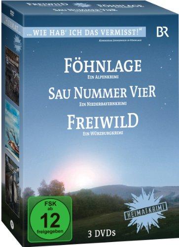 Box (3 DVDs)