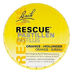 Nelson Bach Bachblüten ORIGINAL Rescue Pastillen 50 g