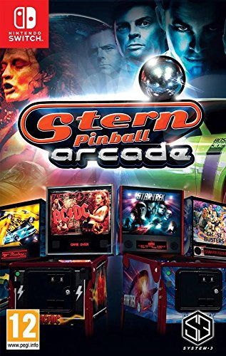 Stern Pinball Arcade Switch