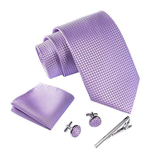 Massi Morino ® Set corbata caja regalo hombres Corbatas