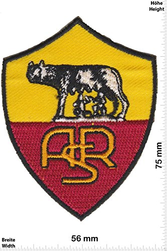 patches-as-rom-associazione-sportiva-roma-spa-giallorossi-la-magica-soccer-italy-soccer-football-spo
