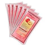 YAOBLUESEA Beauté Cire de Paraffine Bain Paraffine Kit pour Mains et des Pieds Spa 6pcs x 450g