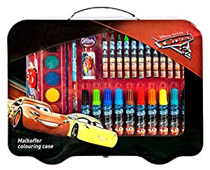 Undercover caad4291-Kit de Pintura, Disney Pixar Cars 3, 41Piezas