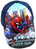 Marvel Spiderman Baseball Cap für Kinder, dunkelblau, Art. 2004, Gr. 54