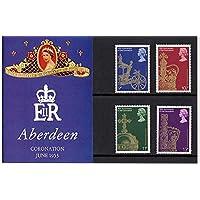 1978° anniversario di Coronation Aberdeen privato confezione presentazione