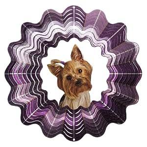 Iron Stop Windspiel Pet Designer Windspiel Yorkshire Terrier, 25cm