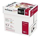 Navigator - Papier premium Blanc 100 g/m² A4 - Carton de 5 x 500 feuilles