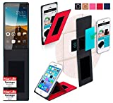 Cover for Cubot S500 Case | in Red | Multifunctional Cover