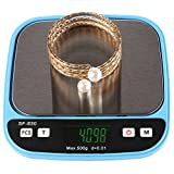 SF High Defination Digital Weighing Scale for Jewellery with Max Capacity (multicolour, 500g)