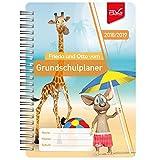 FLVG Grundschulplaner A5 - Schuljahr 2018-2019 - Cover: Frieda und Otto