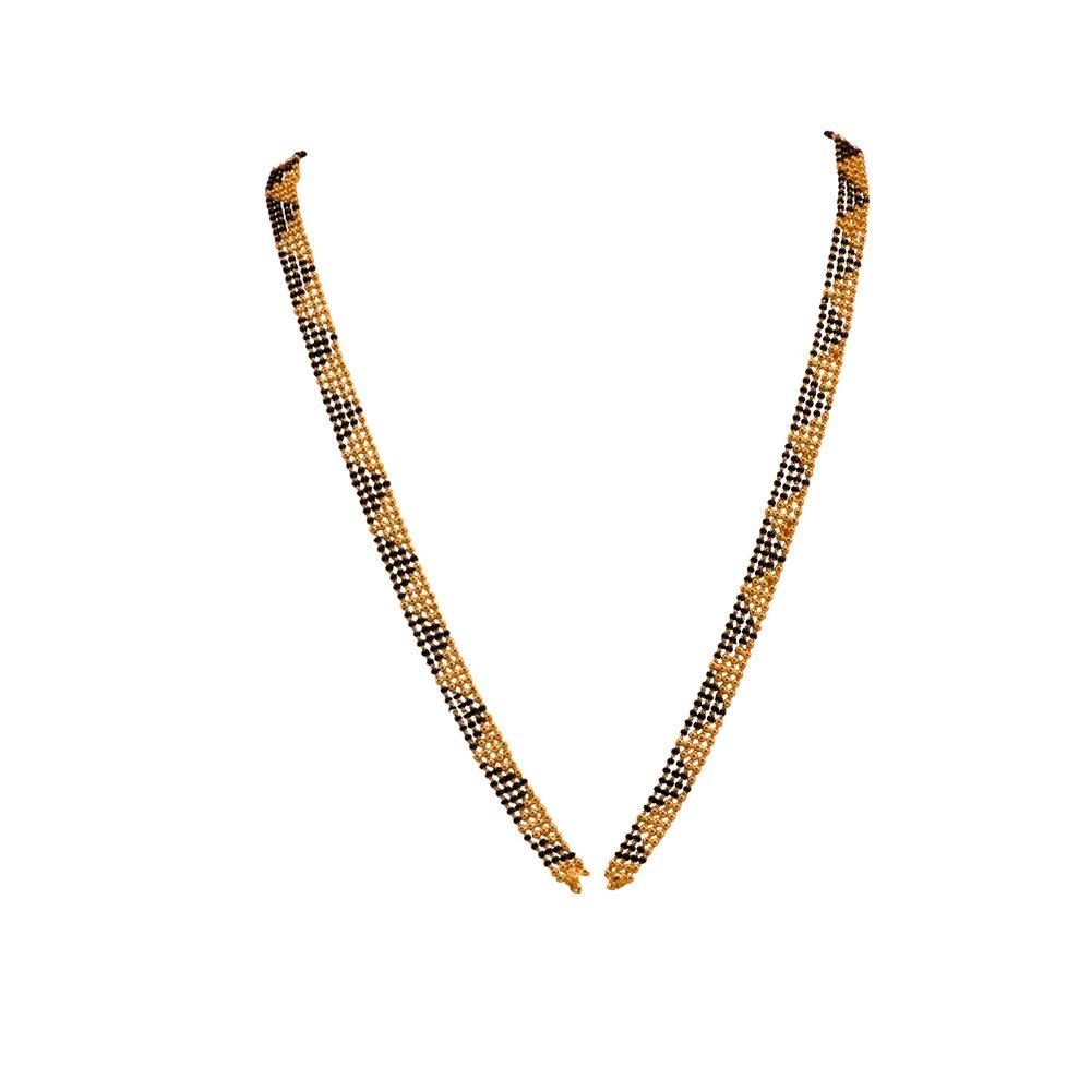 Joyalukkas Bandhan Mangalsutra Collections 22K Yellow Gold Necklace