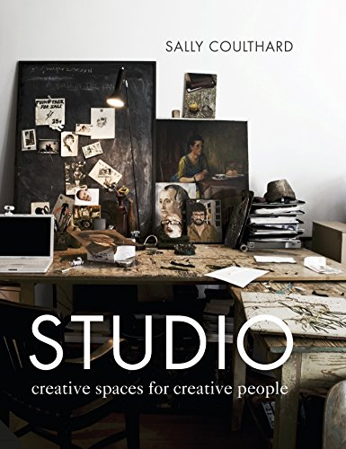 Studio: Creative Spaces for Creative People por Sally Coulthard