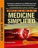 A book of Medicine Simplified ( 6th Eddition 2018)