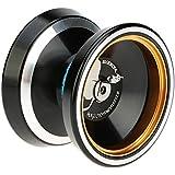 Goolsky Magic Yoyo M001 Profesional Aleación de Aluminio Yo-yo Inoxidable Torno CNC Teniendo T con Cuerda hilatura para Niños Niñas Niños