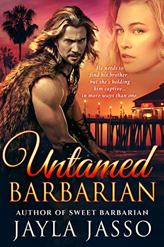 Untamed Barbarian (Visigoth Barbarians Book 2) (English Edition)