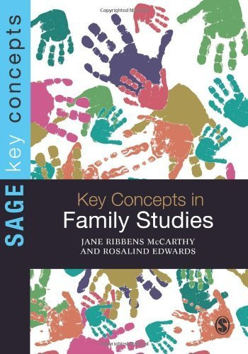 Key Concepts in Family Studies (SAGE Key Concepts series) by Jane Ribbens McCarthy (2010-12-29)
