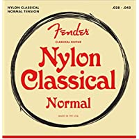 Cuerdas guitarra Fender Accessories Nylon Classical Guitar Strings, Custom