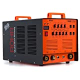 "ARC TIG Welder Inverter MMA Gas/Gasless 240V 200amp AC/DC ""4 in 1"" Machine - Röhr WSME-200-09"
