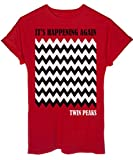 iMage T-Shirt Twin Peaks Lodge - Serie TV - by Uomo-L-Rossa