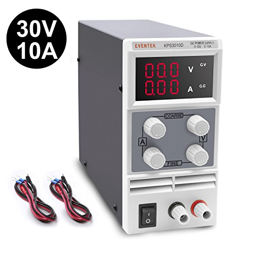 DC Power Supply Variable, 0-30V ...