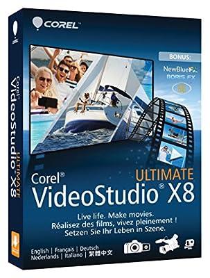 Corel VideoStudio ProX8