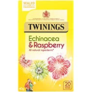 Twinings Echinacea and Raspberry, 20 Tea Bags