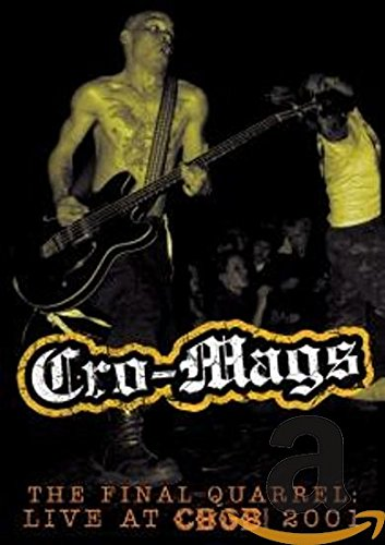 The Cro-Mags - Final Quarrel: Live at CBGB 2001 gebraucht kaufen  Wird an jeden Ort in Deutschland