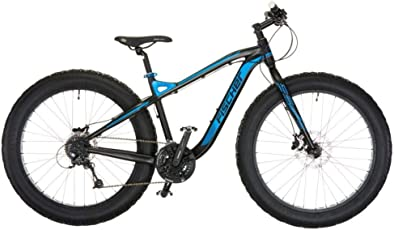 Unbekannt Fahrrad Fatbike Mountainbike Hardtail Jungendfahrradrad Kinderfahrrad 26 Zoll Jugend Kinder Bike 24 Gang