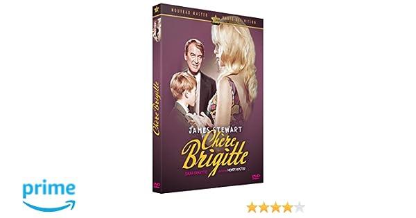Chère Brigitte [Exclusivité FNAC]: Amazon.fr: James Stewart, Bill Mumy, Charles Robinson, Cindy Carol, Glynis Johns, Henry Koster: DVD & Blu-ray