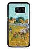 Vincent Van Gogh Farmhouse in Provence Painting Artist Art Vintage carcasa de Samsung Galaxy S7