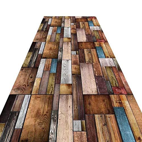 HAIPENG-alfombras pasillo Tamaño Personalizado Entrada