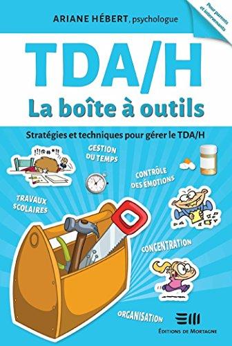 TDA/H  La boîte à outils par Ariane Hébert