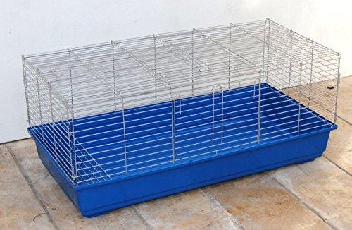 Cage pour lapin ou cochon d'inde Taille XXL Cage Cage...
