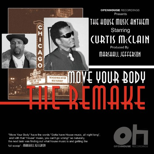 The house music anthem move your body remake di marshall for Anthem house music