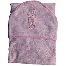 Asciugamano da bagno con cappuccio Bamboo Cuddle, Accappatoio per bambini
