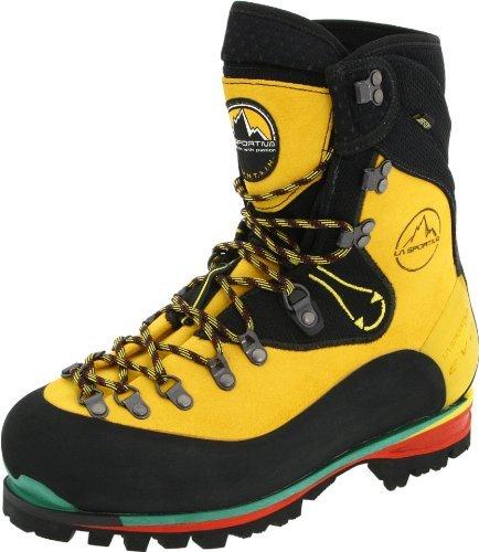La Sportiva Nepal EVO GTX Boot - Men's Yellow 45 by La Sportiva Nepal Evo Gtx Boot