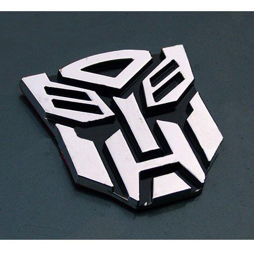 D104 3d Transformers Autobots Auto Aufkleber 3d Emblem Badge Top Car Sticker Abziehbild
