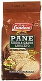 Molino Spadoni - Preparato per Pane al Farro & Grano Saraceno con Farina Integrale - 5 confezioni da 1 kg [5 kg]