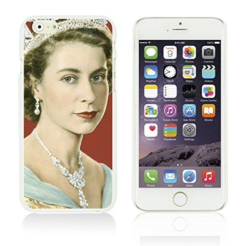 OBiDi - Celebrity Star Hard Back Case / Housse pour Apple iPhone 6 Plus / 6S Plus (5.5)Smartphone - Beautiful Queen Elizabeth II Beautiful Queen Elizabeth II