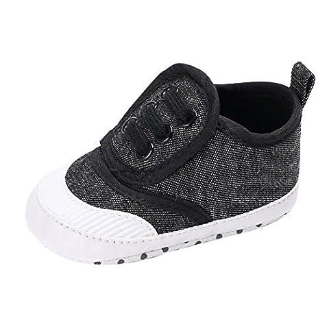 0-18 mois chaussures de bébé, Amlaiworld Berceau nouveau-né Sneakers Chaussure