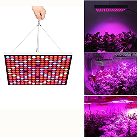 Lampwin Plant Grow Light 225 LEDS 45W Full Spectrum Plant