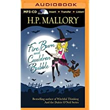 Fire Burn and Cauldron Bubble (Jolie Wilkins) by H. P. Mallory (2014-11-11)