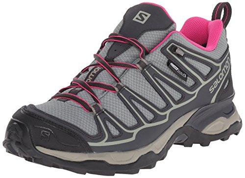 Salomon L37916600 Chaussures De Randonn E Femme Noir 4 5 Uk